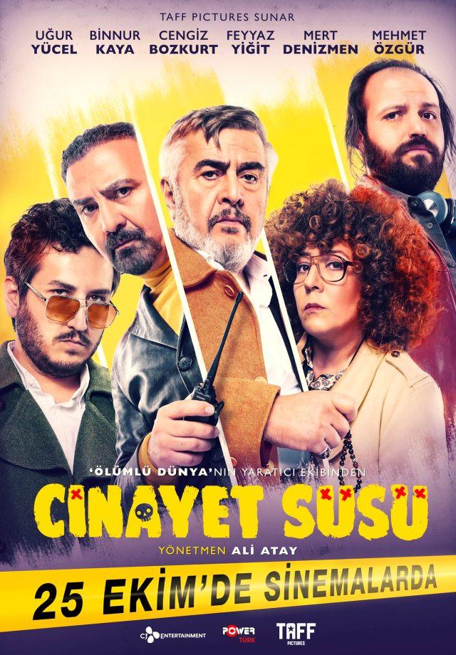 Cinayet Süsü (2019) Online Subtitrat in Romana
