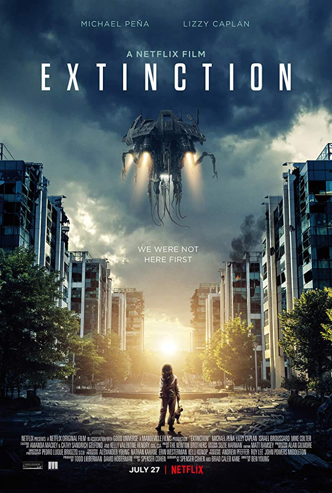 Extinction (2018) Online Subtitrat in Romana