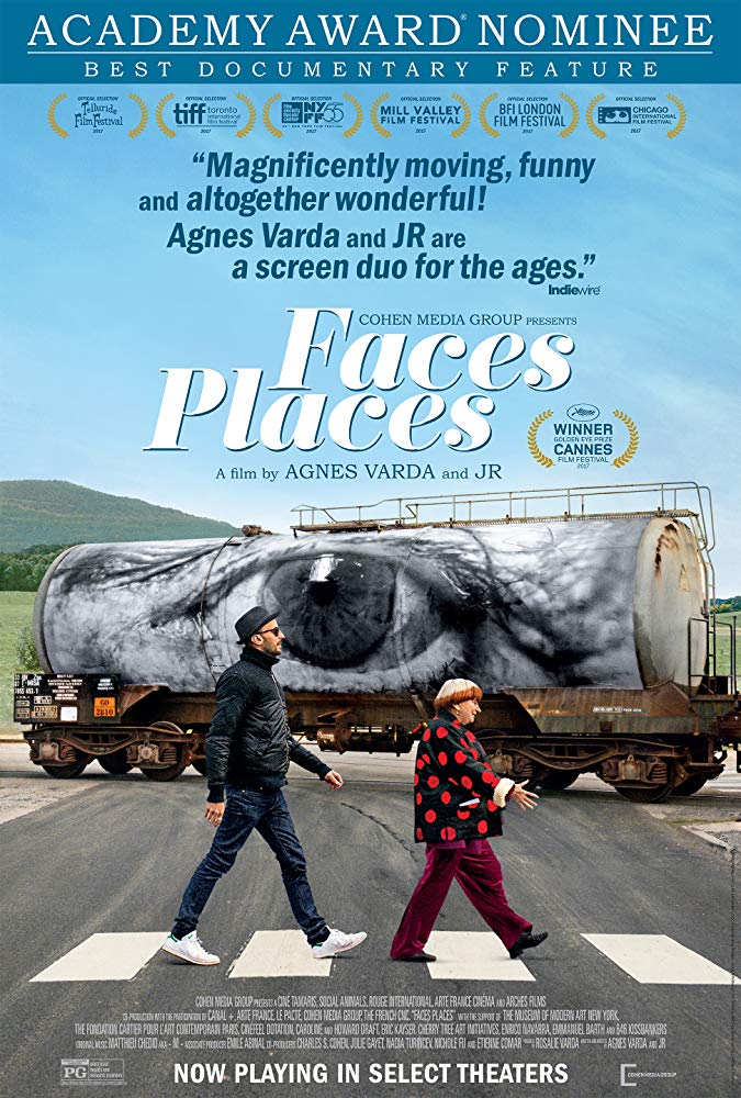 Faces Places (2017) Online Subtitrat in Romana