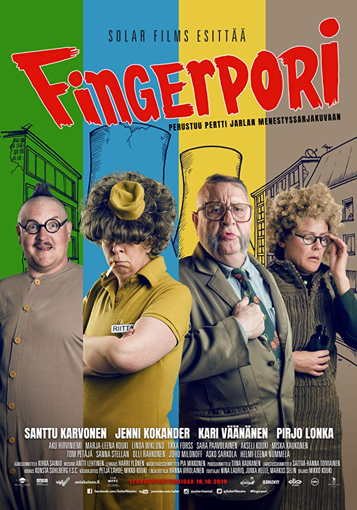 Fingerpori (2019) Online Subtitrat in Romana