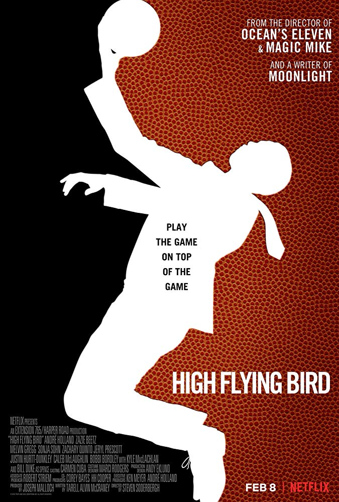 High Flying Bird (2019) Online Subtitrat in Romana