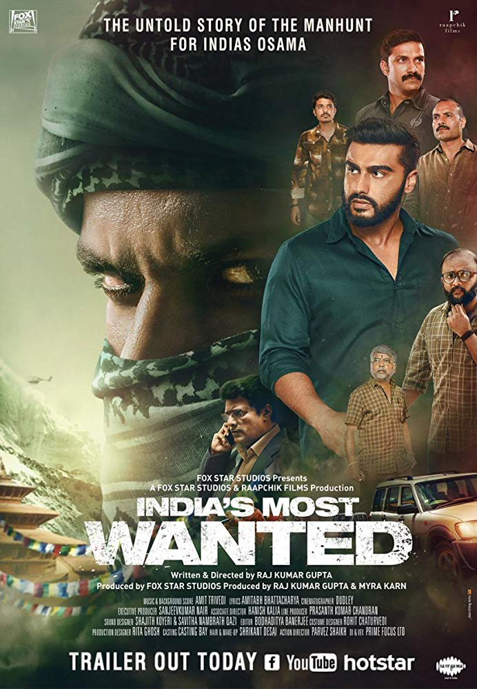 India's Most Wanted (2019) Online Subtitrat in Romana