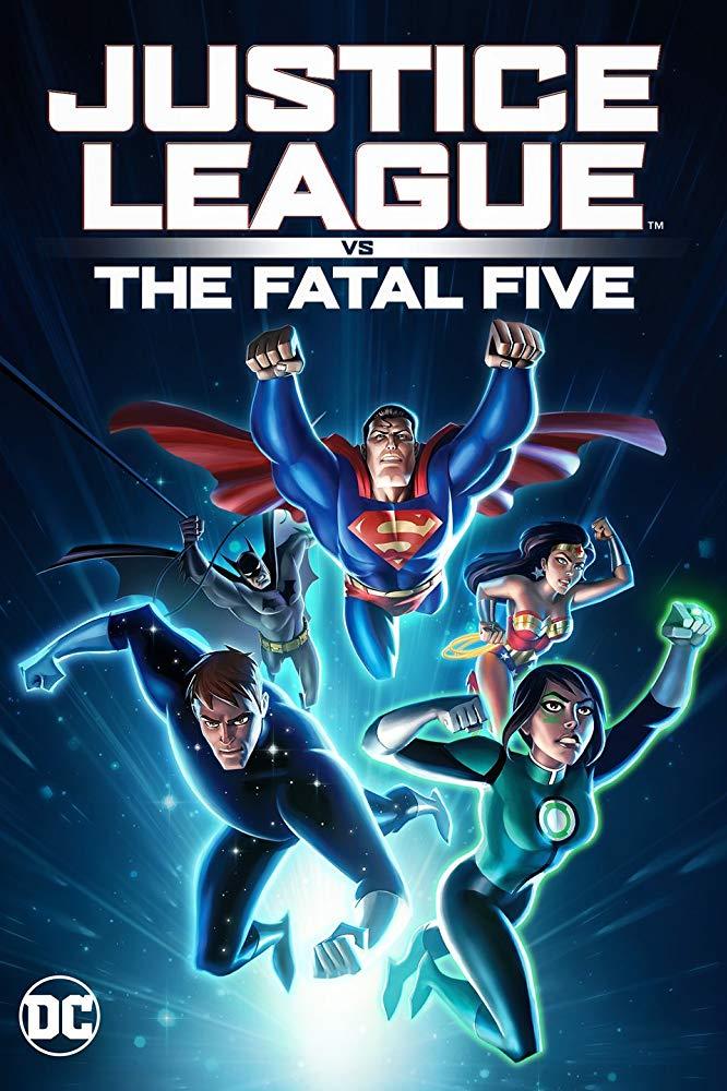 Justice League vs the Fatal Five (2019) Online Subtitrat in Romana