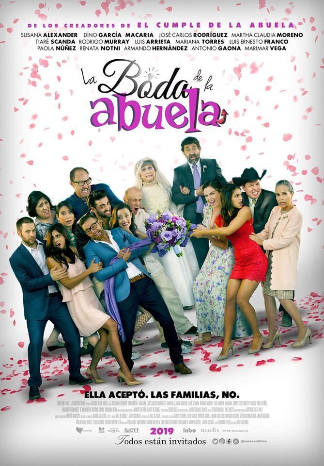 La Boda de la Abuela (2019) Online Subtitrat in Romana