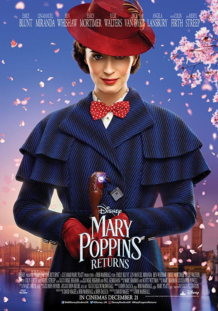 Mary Poppins Returns (2018) Online Subtitrat in Romana