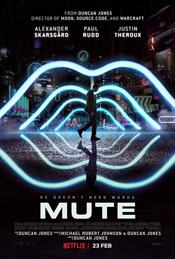 Mute (2018) Online Subtitrat in Romana