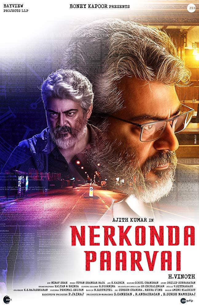 Nerkonda Paarvai (2019) Online Subtitrat in Romana