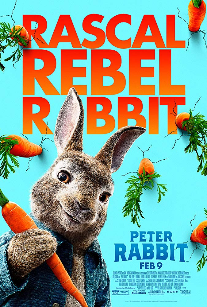 Peter Rabbit (2018) Online Subtitrat in Romana