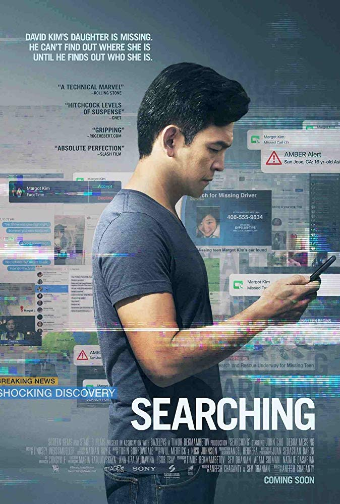 Searching (2018) Online Subtitrat in Romana