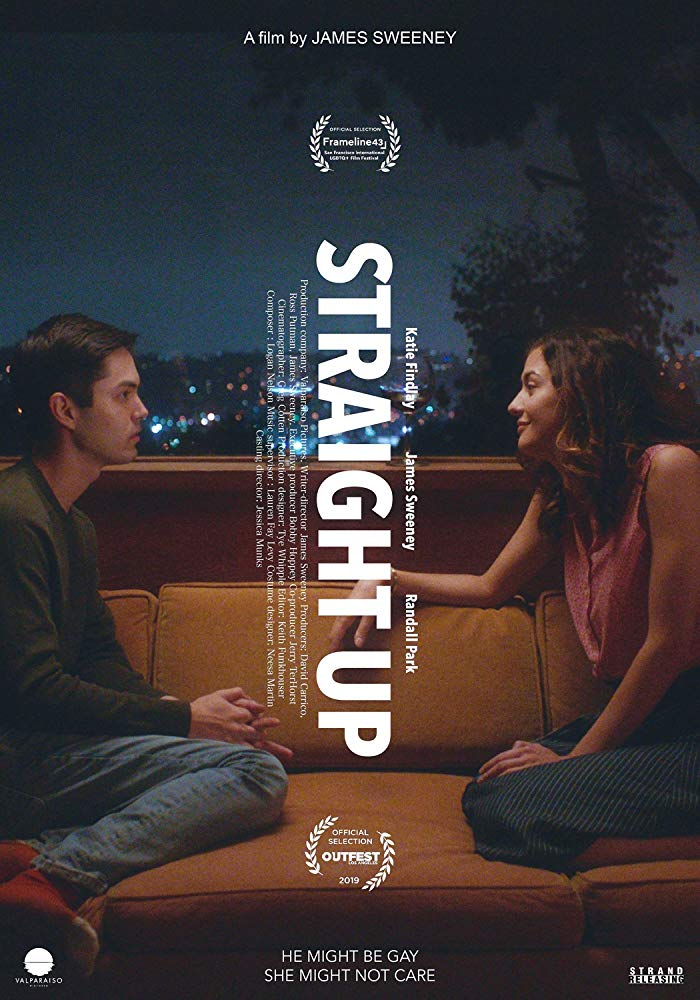 Straight Up (2019) Online Subtitrat in Romana