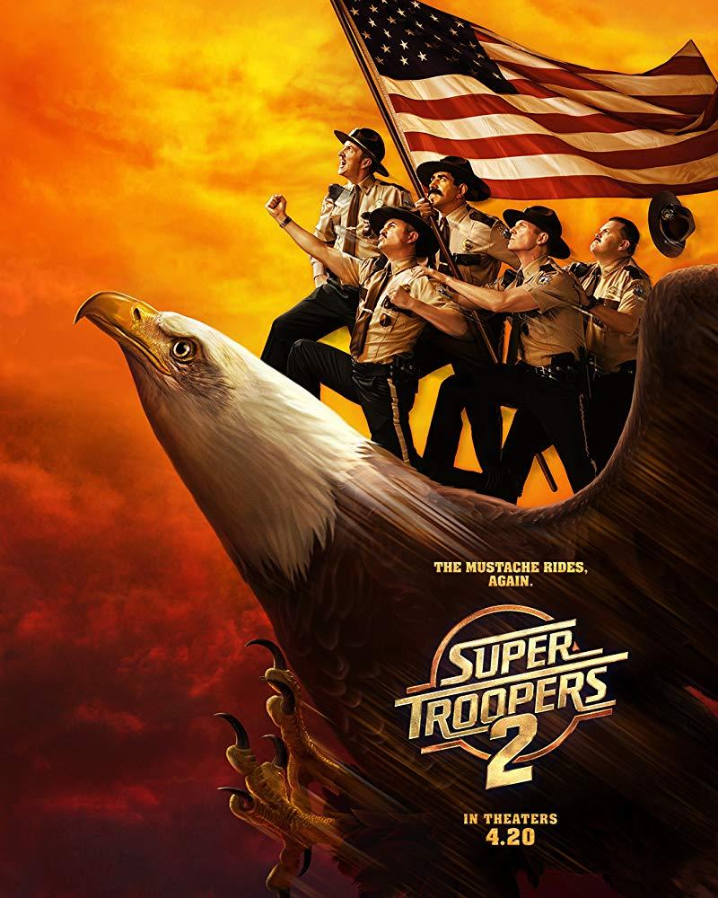 Super Troopers 2 (2018) Online Subtitrat in Romana