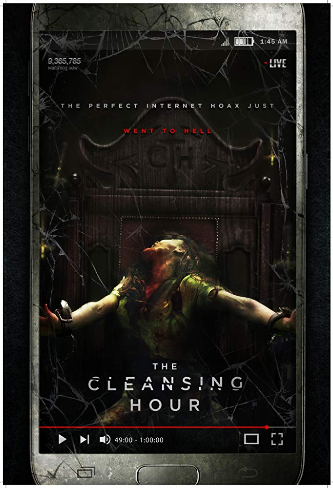 The Cleansing Hour (2019) film online subtitrat