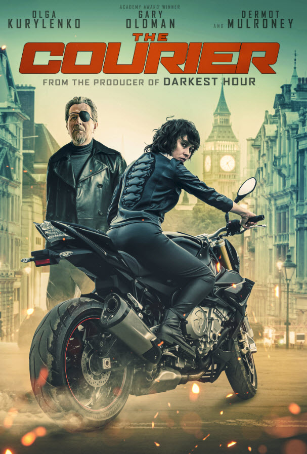 The Courier (2019) Online Subtitrat in Romana