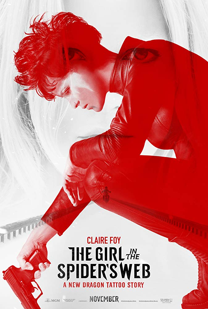 The Girl in the Spider's Web (2018) Online Subtitrat in Romana