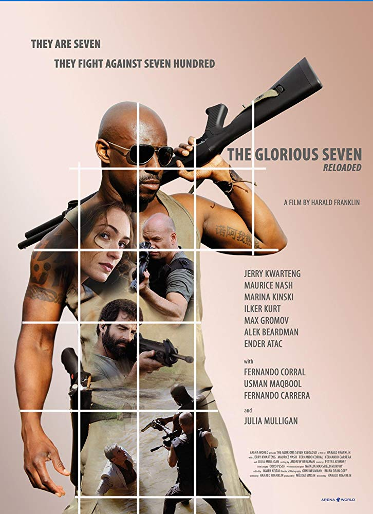 The Glorious Seven (2019) Online Subtitrat in Romana