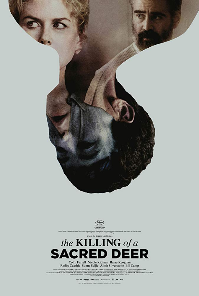 The Killing of a Sacred Deer (2017) Online Subtitrat in Romana