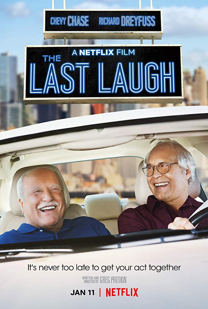 The Last Laugh (2019) Online Subtitrat in Romana