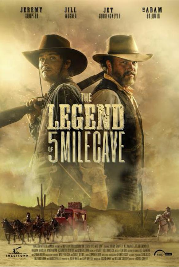 The Legend of 5 Mile Cave (2019) Online Subtitrat in Romana