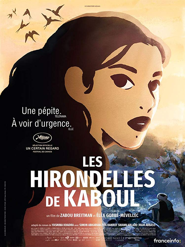 The Swallows of Kabul (2019) Online Subtitrat in Romana