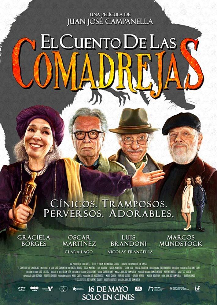 The Weasel's Tale (2019) Online Subtitrat in Romana