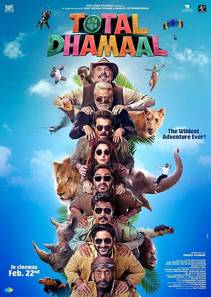 Total Dhamaal (2019) Online Subtitrat in Romana