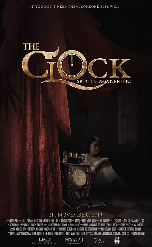 The Clock: Spirits Awakening (2019) Online Subtitrat in Romana