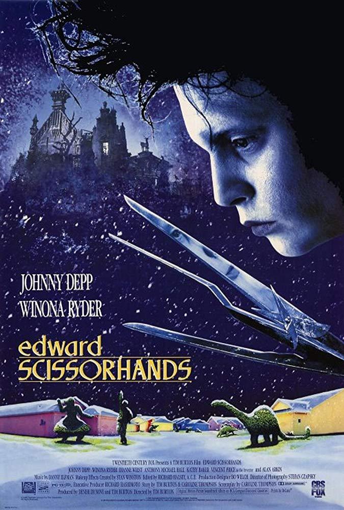 Edward Scissorhands (1990) Online Subtitrat in Romana
