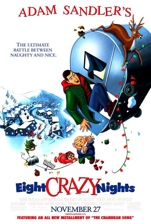Eight Crazy Nights (2002) Online Subtitrat in Romana