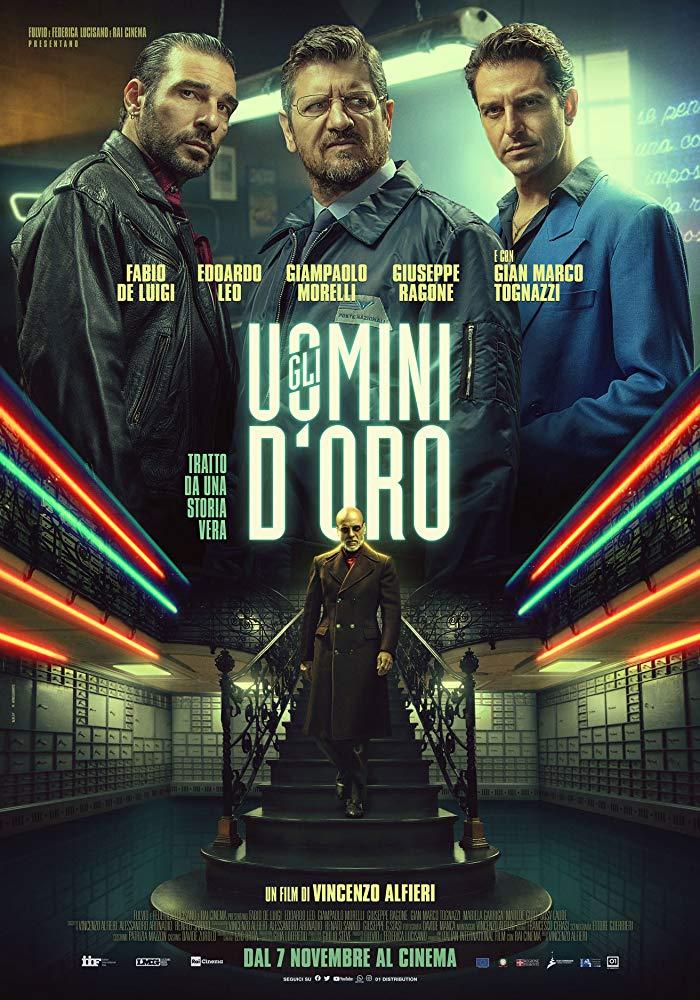 Gli uomini d'oro (2019) Online Subtitrat in Romana