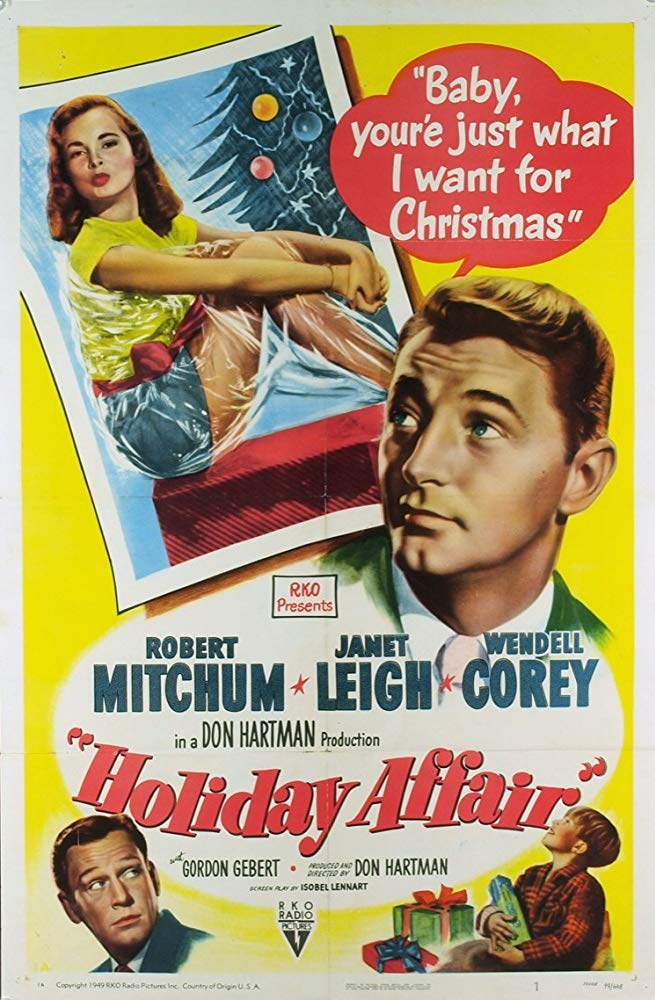 Holiday Affair (1949) Online Subtitrat in Romana