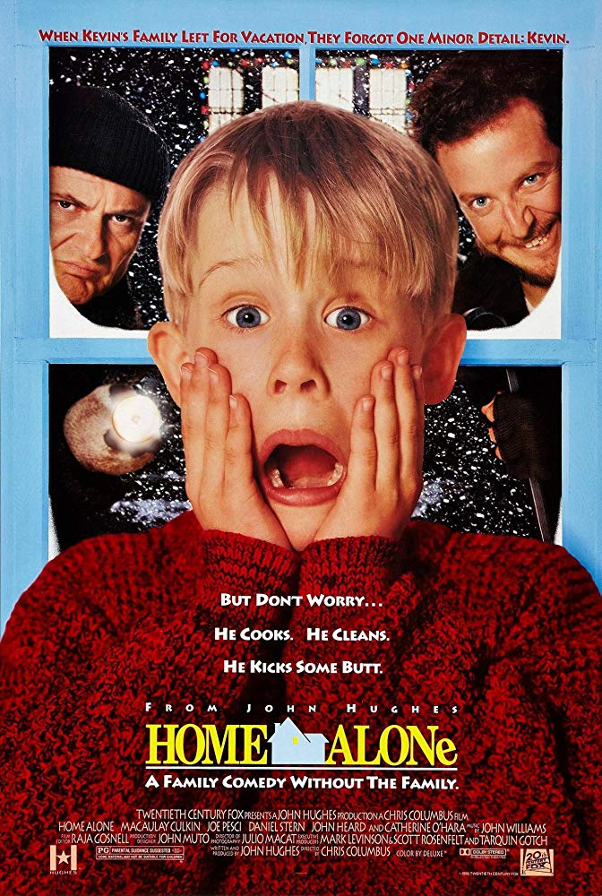 Home Alone (1990) Online Subtitrat in Romana