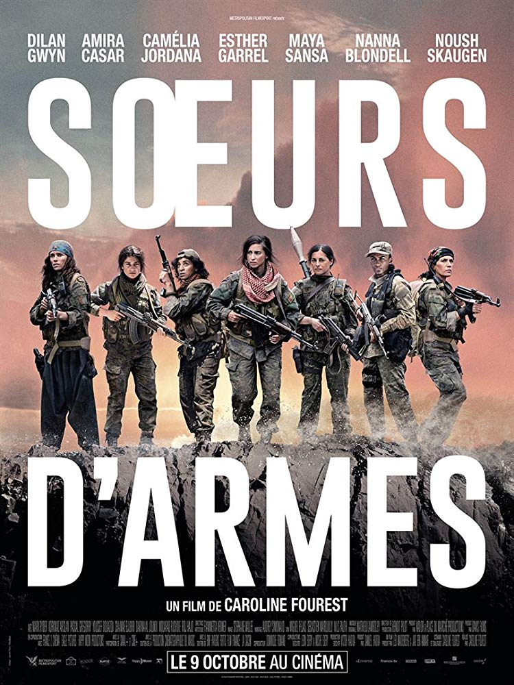 Soeurs d'armes (2019) Online Subtitrat in Romana