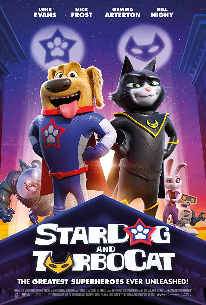 StarDog and TurboCat (2019) Online Subtitrat in Romana