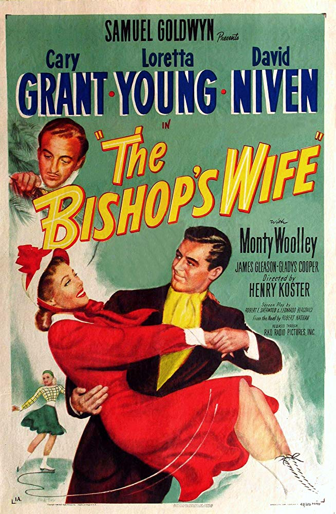 The Bishop's Wife (1947) Online Subtitrat in Romana