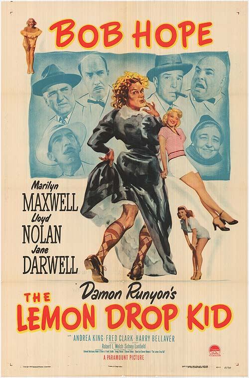 The Lemon Drop Kid (1951) Online Subtitrat in Romana