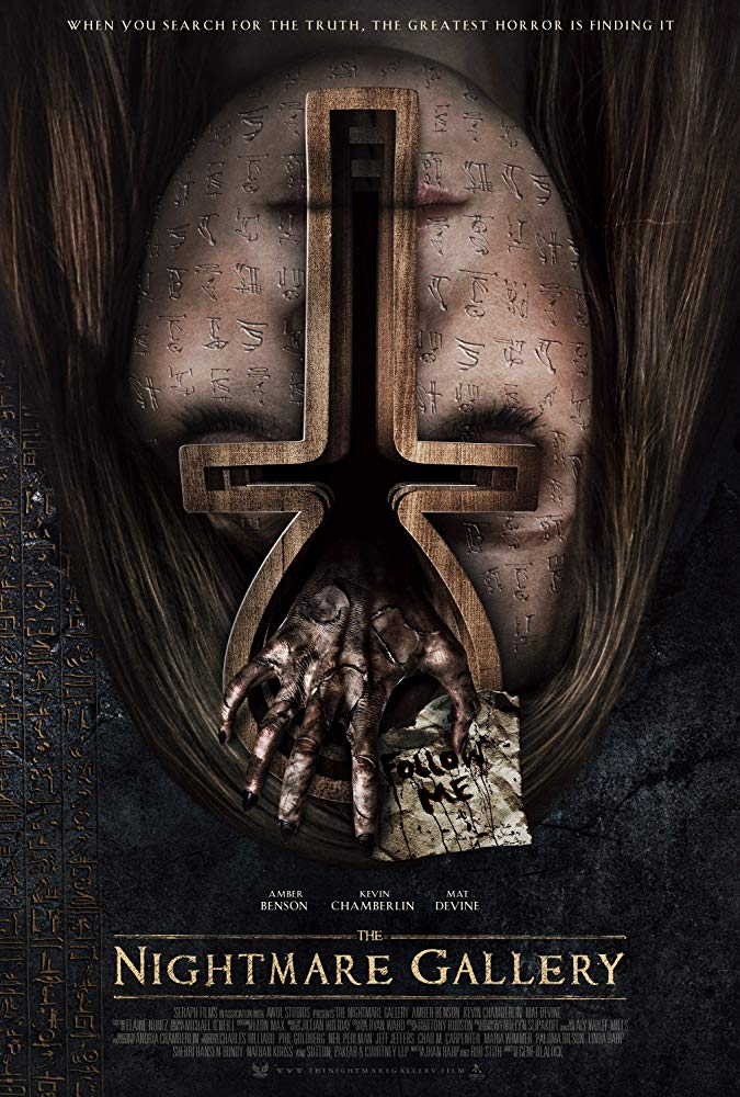 The Nightmare Gallery (2019) Online Subtitrat in Romana