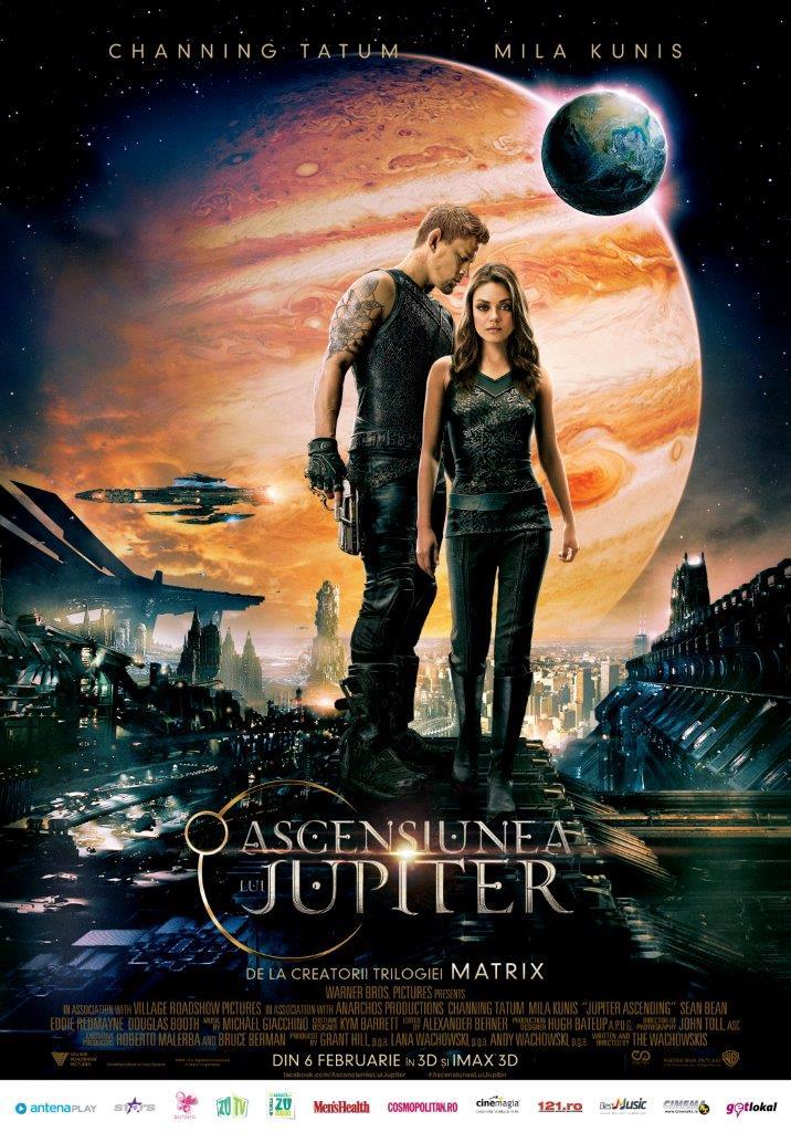 Ascensiunea lui Jupiter (2015) Film Online Subtitrat in Romana