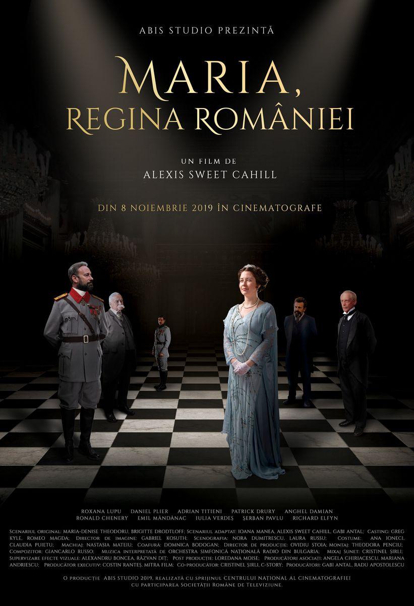 Maria, Regina României (2019) Film Online Subtitrat in Romana