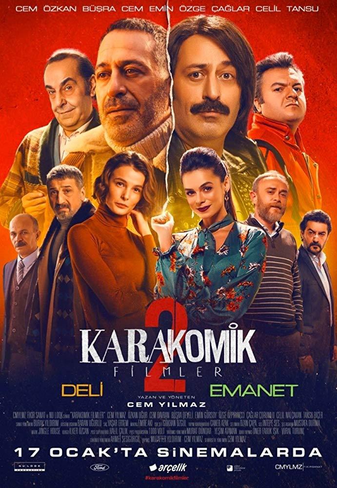 Karakomik Filmler: Emanet (2020) Film Online Subtitrat