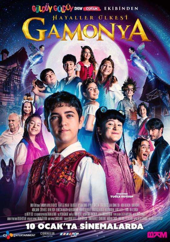 Hayaller Ülkesi: Gamonya (2020) Film Online HD Subtitrat