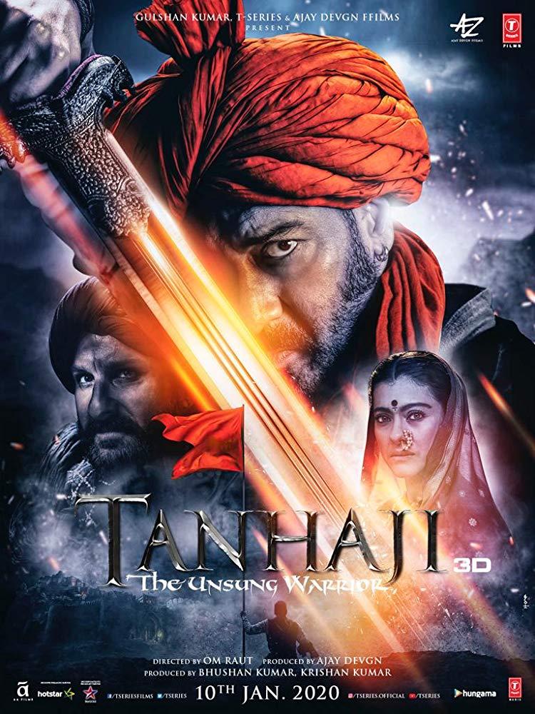 Tanhaji: The Unsung Warrior (2020) Film Online Subtitrat