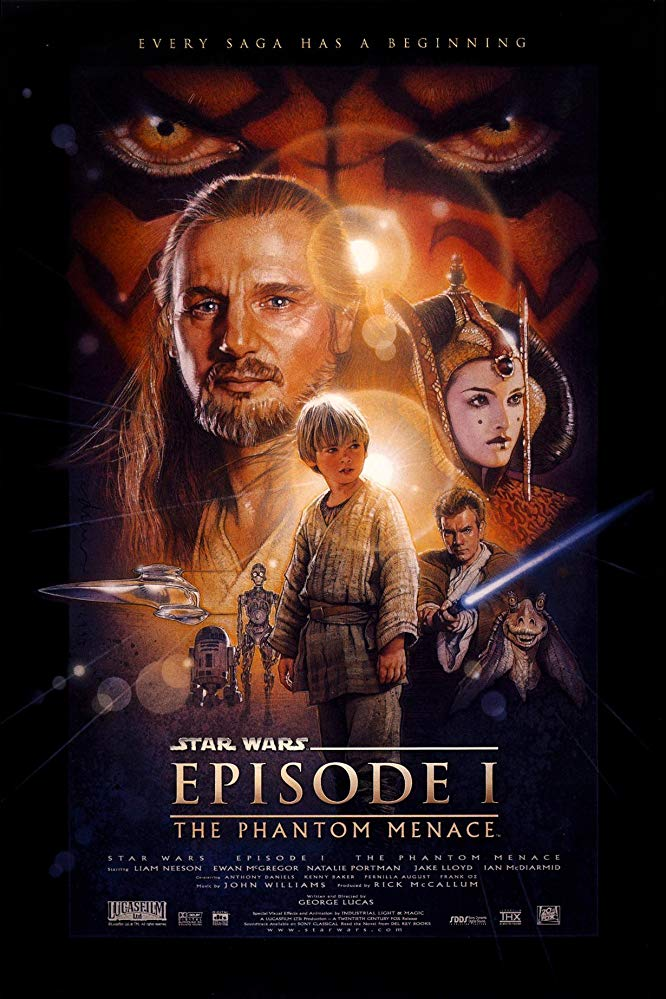 Star Wars: Episode I – The Phantom Menace (1999) Film Online Subtitrat
