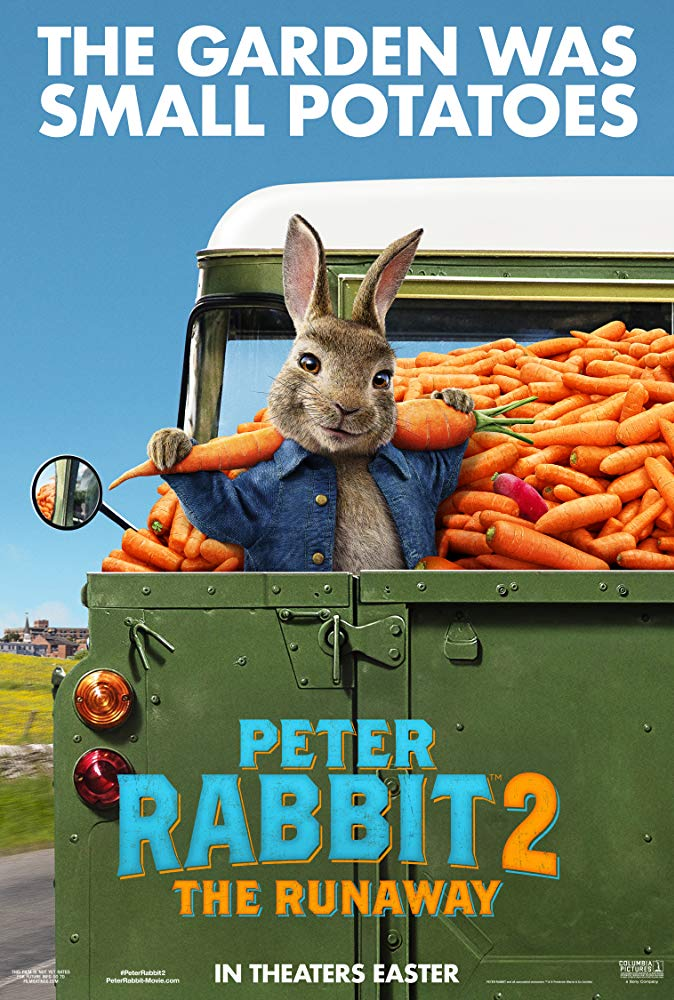 Peter Rabbit 2: The Runaway (2020) Film Online Subtitrat