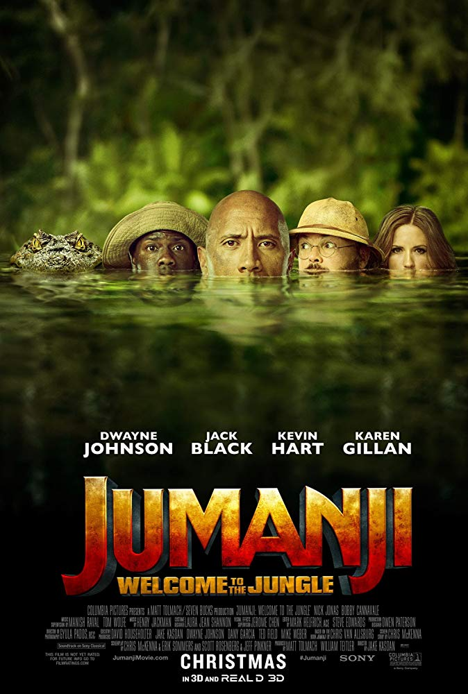 Jumanji: Welcome to the Jungle (2017) Film Online Subtitrat