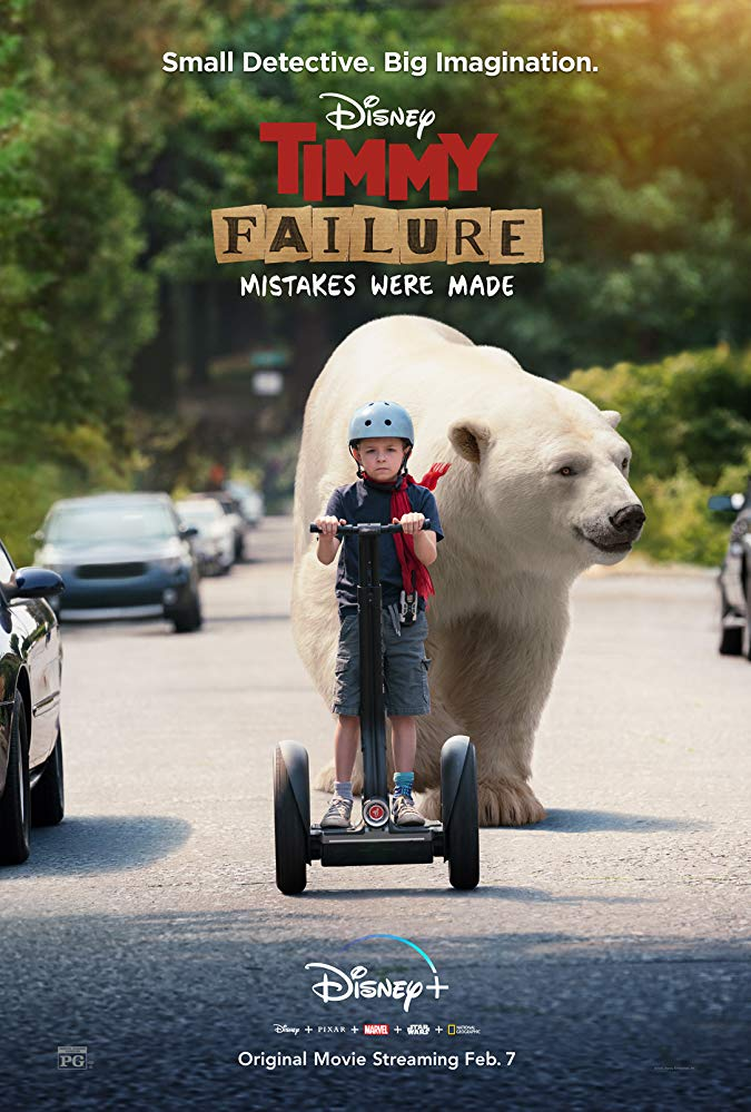 Timmy Failure: Mistakes Were Made (2020) Film Online Subtitrat