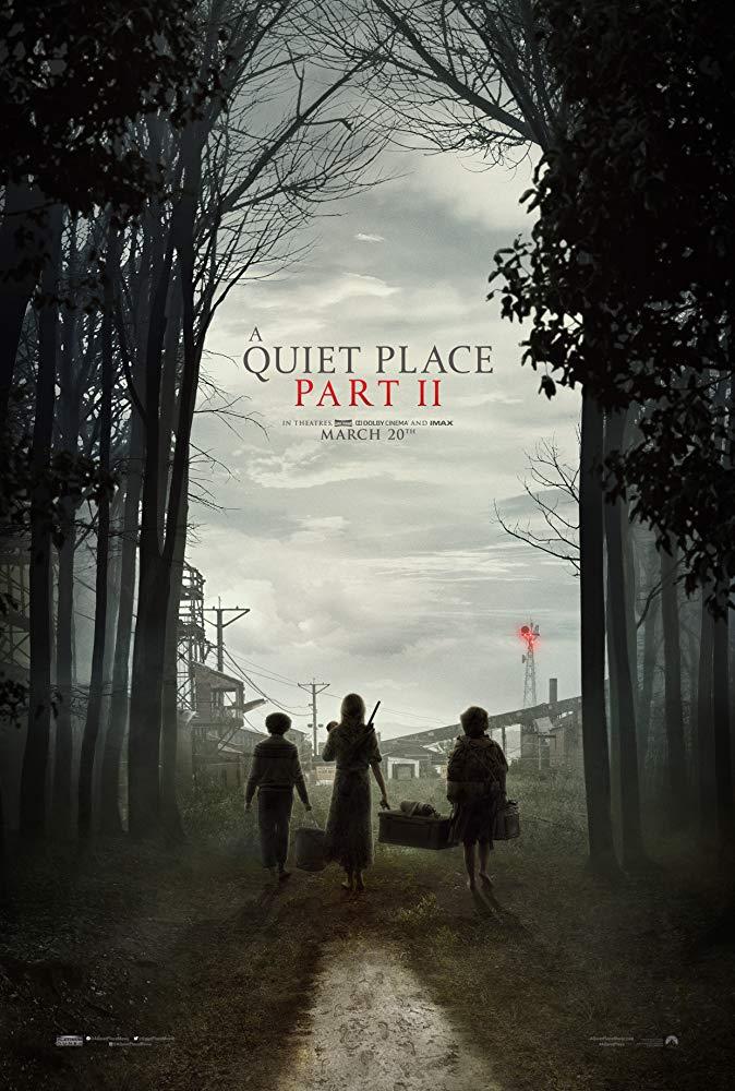 A Quiet Place 2 (2020) film online subtitrat