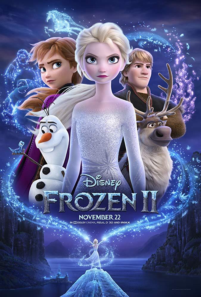 Frozen 2 – Regatul de gheata 2 (2019) Film Online HD Subtitrat