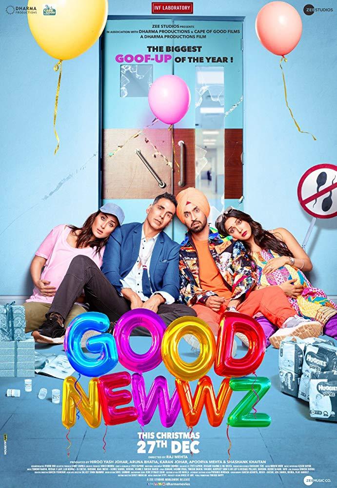 Good Newwz (2019) Film Online Subtitrat