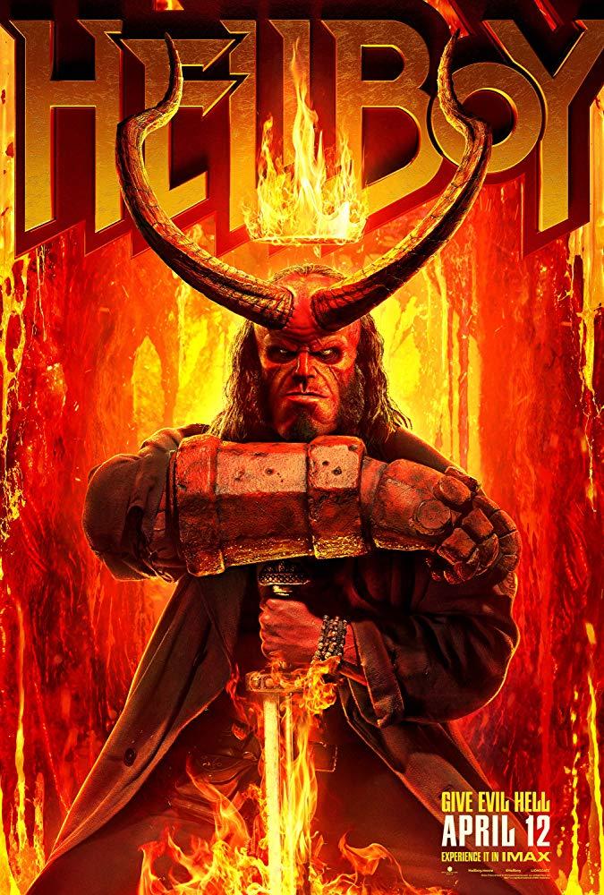 Hellboy (2019) Film Online Subtitrat