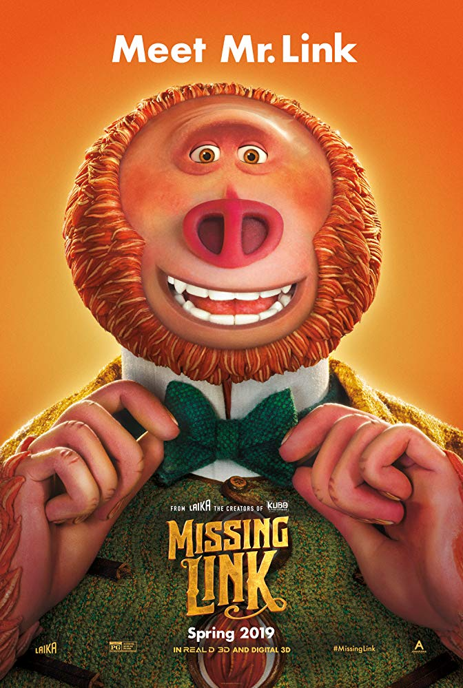 Missing Link (2019) Film Online Subtitrat